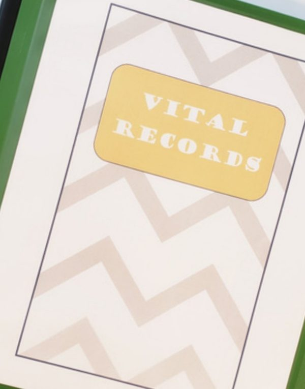 Vital Records Made Easy