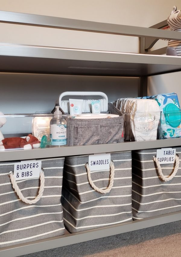 Organizing For Baby With These 9 Simple Tips