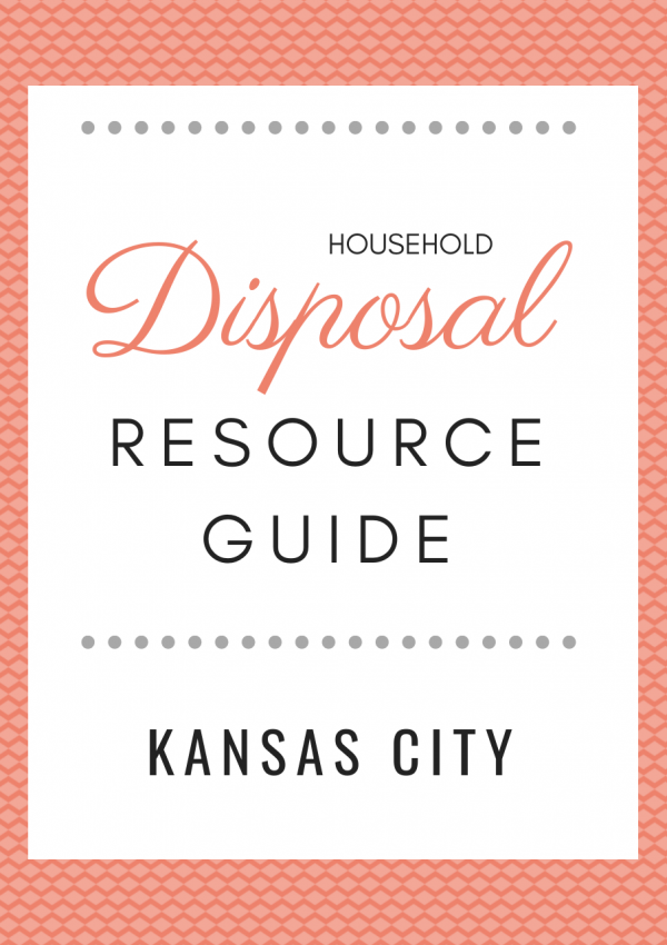 Disposal Resource Guide to Donate Household Items