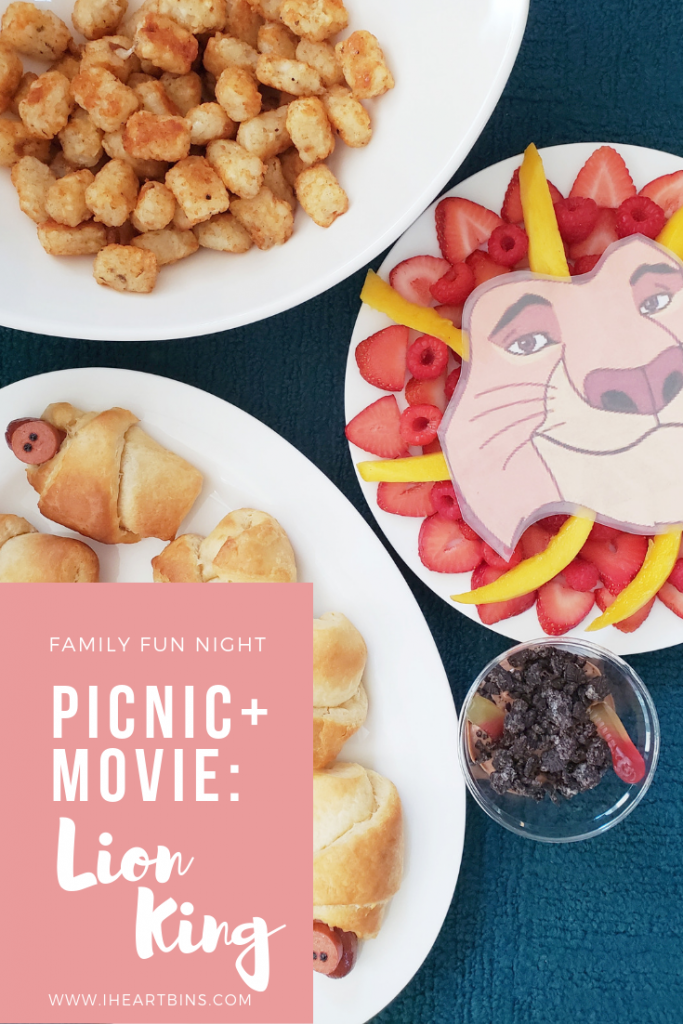 Lion King Picnic