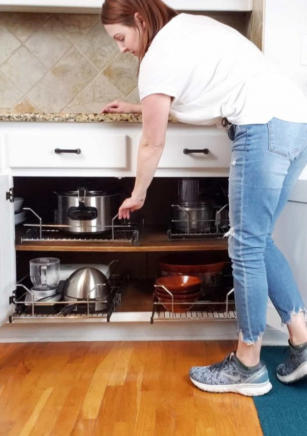 Kitchen Organization in 30 Minutes (or Less)