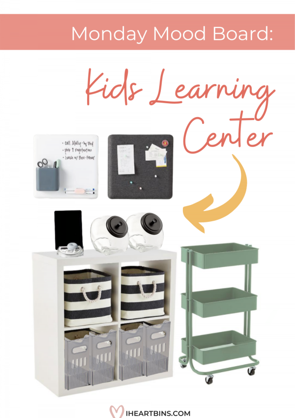 Monday Mood Board: Kids Learning Center