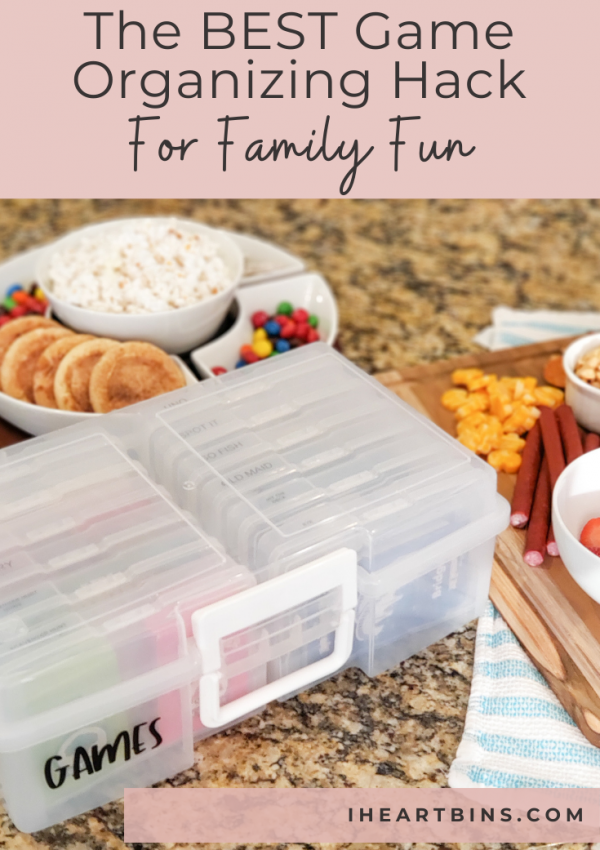 The Best Game Organizing Hack for Family Fun