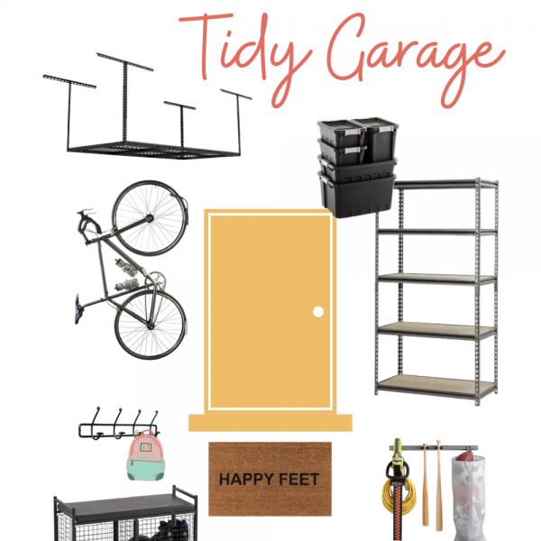 Tidy Garage