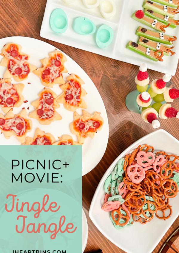 Picnic Movie Night: Jingle Jangle