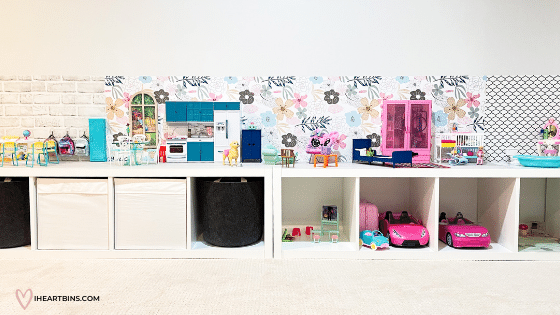 Barbie House DIY