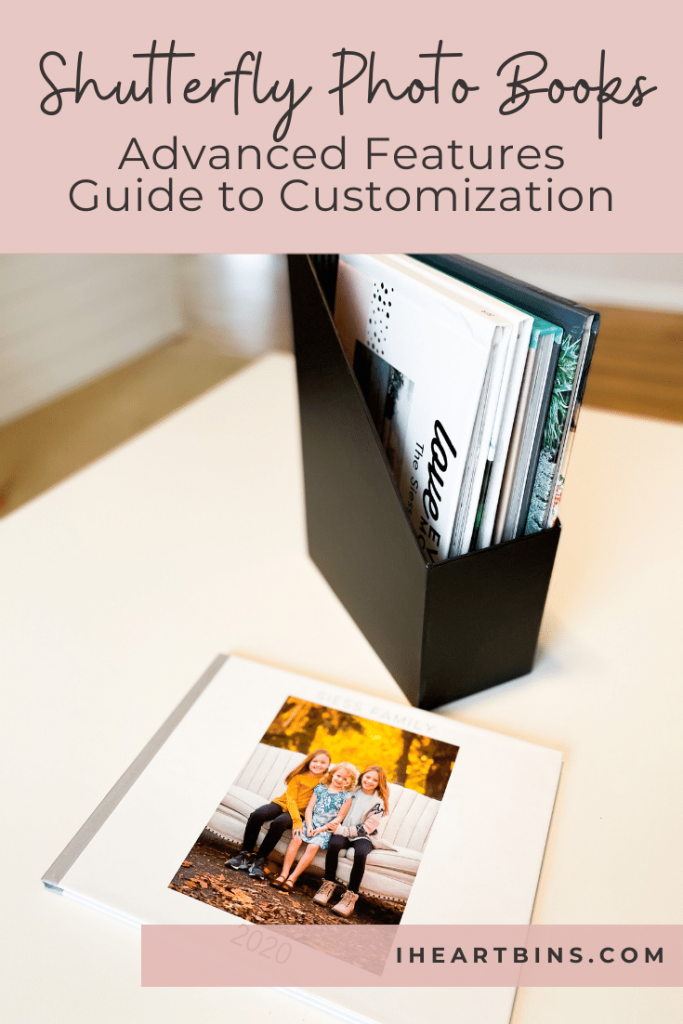 Shutterfly Photo Album Guide